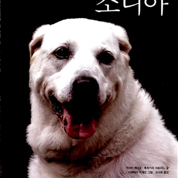 소니아 : 세상에 하나뿐인 하얀 래브라도 레트리버 [동물도서]