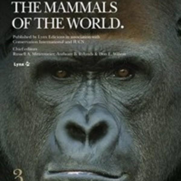 Handbook of the Mammals of the World.3 : Primates [동물도서]