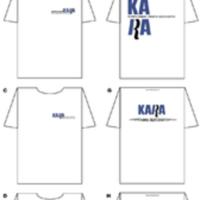 카라 단체 티셔츠 시안 [사진그림류]