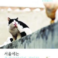 2013 카라 TNR지원사업 포스터 : 서울에는 중성고양이가 산다!? [사진그림류]