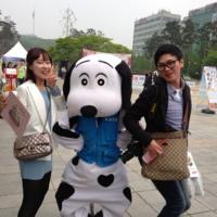 경기도 고양시 동물보호축제 현장 [사진그림류]