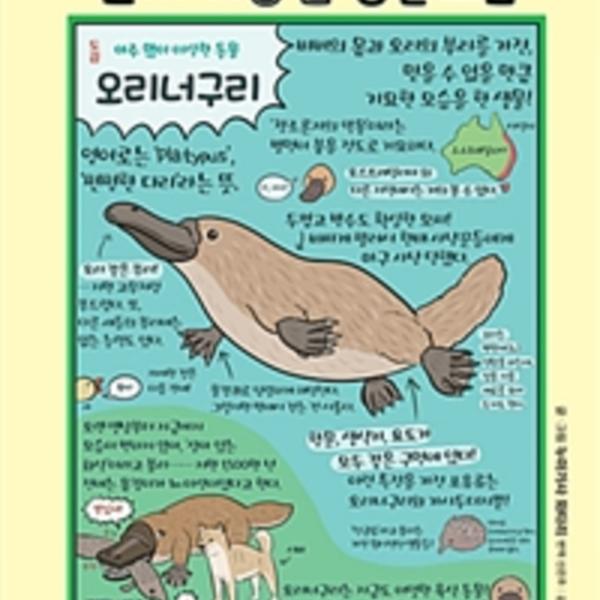 (충격주의)왠지 이상한 동물도감 : 동물들의 괴이한 습성에 대한 모든 것 [동물도서]