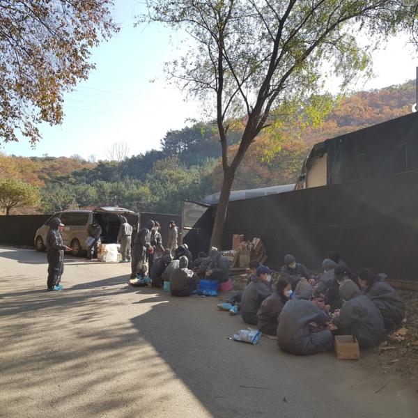 카라봉사대(혜바라기) [사진그림류]
