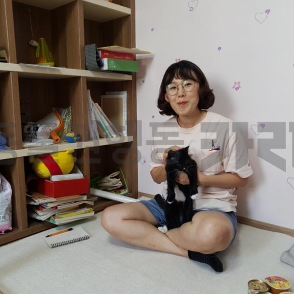 [입양후기사진] 휠(고양이) [사진그림류]