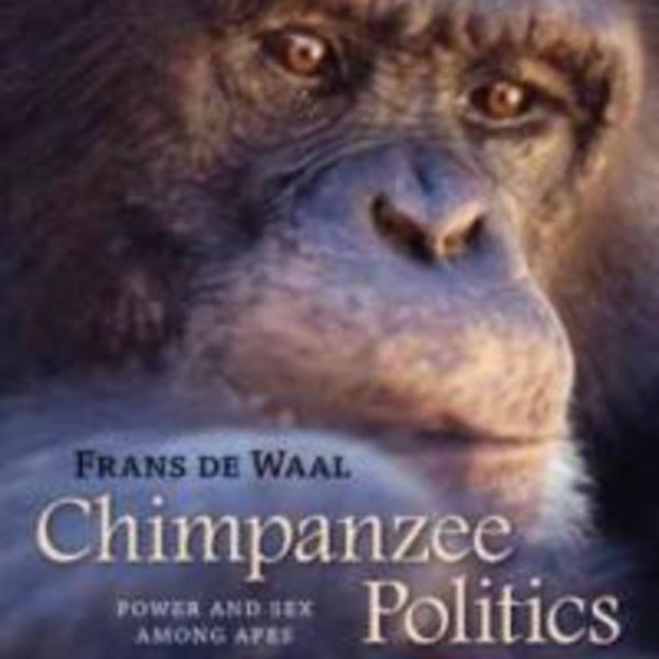 Chimpanzee Politics : Power and Sex Among Apes [동물도서]