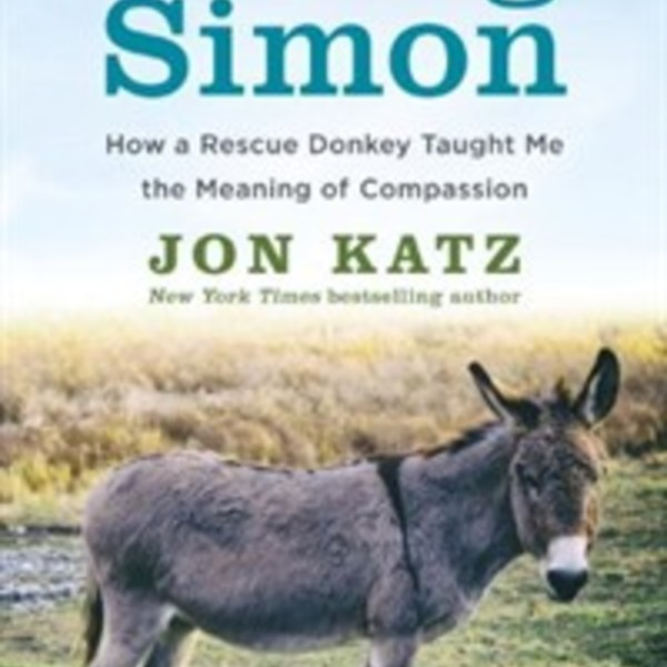 Saving Simon : How a Rescue Donkey Taught Me the Meaning of Compassion [동물도서]