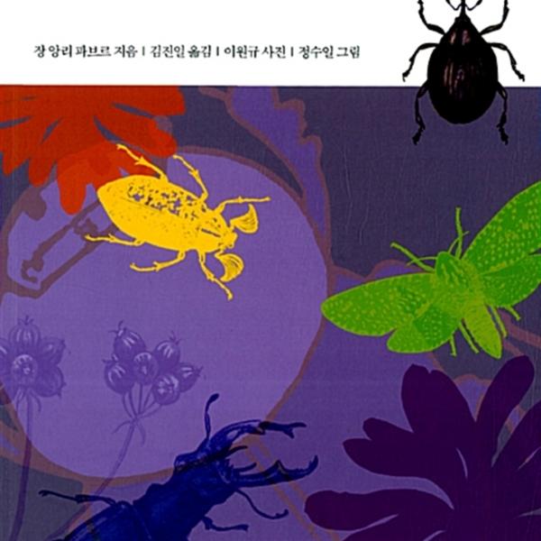 파브르 곤충기.10 [동물도서]