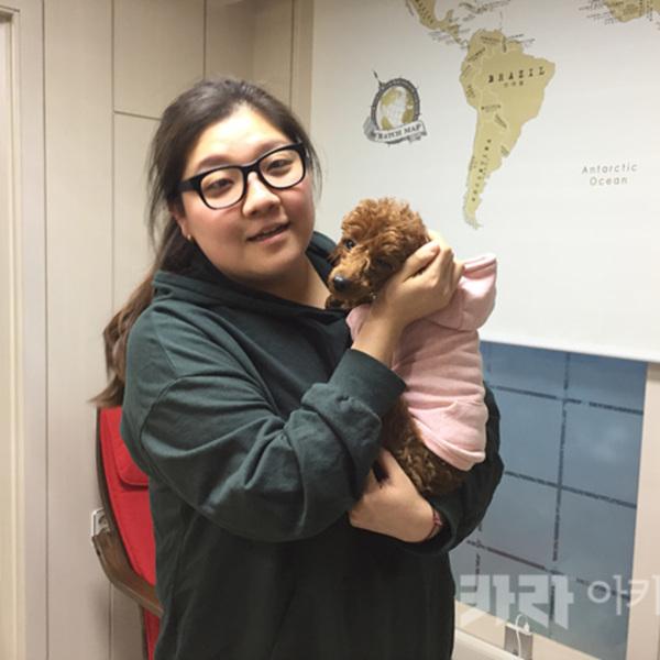 (입양후기-개) 한라 [사진그림류]