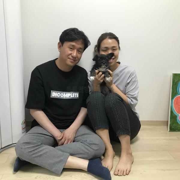 [입양후기사진] 까뮈(벌교 개) [사진그림류]