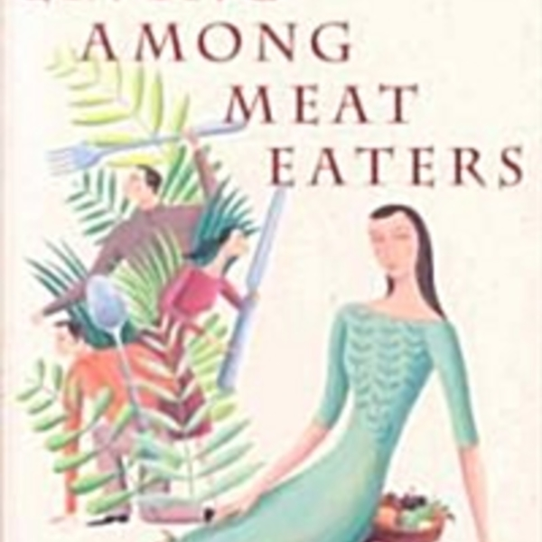 Living Among Meat Eaters : The Vegetarian´s Survival Handbook [동물도서]