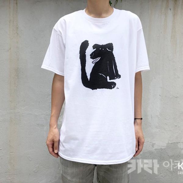 (사진) 카라파주센터 스토리펀딩 티셔츠 [사진그림류]