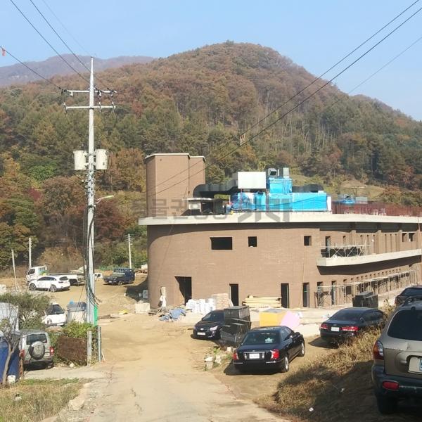 카라 더봄센터 전경 사진 [사진그림류]