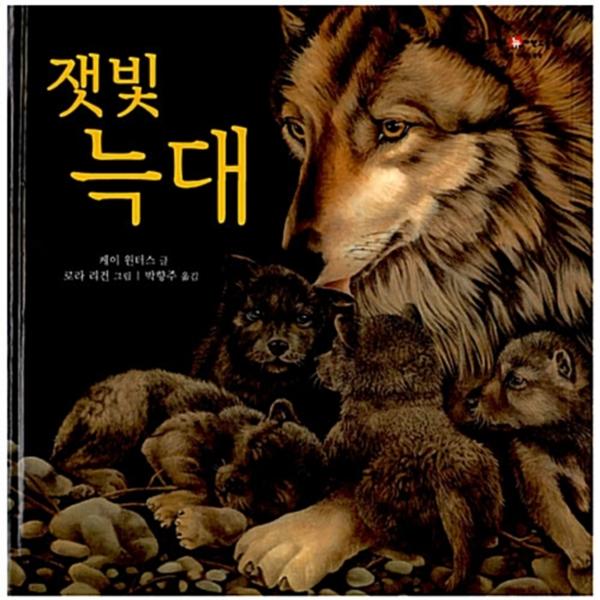 잿빛 늑대 [동물도서]