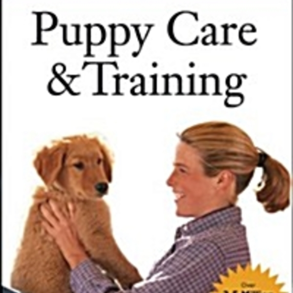 Puppy Care & Training [동물도서]
