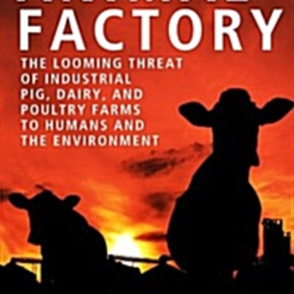 Animal Factory : The Looming Threat of Industrial Pig, Dairy, and Poultry Farms to Humans and the Environment [동물도서]