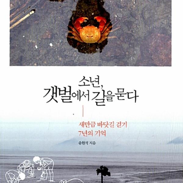 소년, 갯벌에서 길을 묻다 : 새만금 바닷길 걷기 7년의 기억 [동물도서]