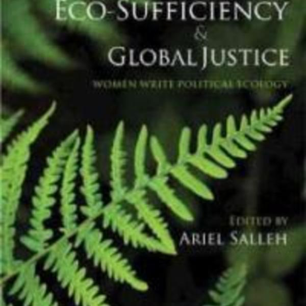Eco-Sufficiency and Global Justice : Women Write Political Ecology [동물도서]