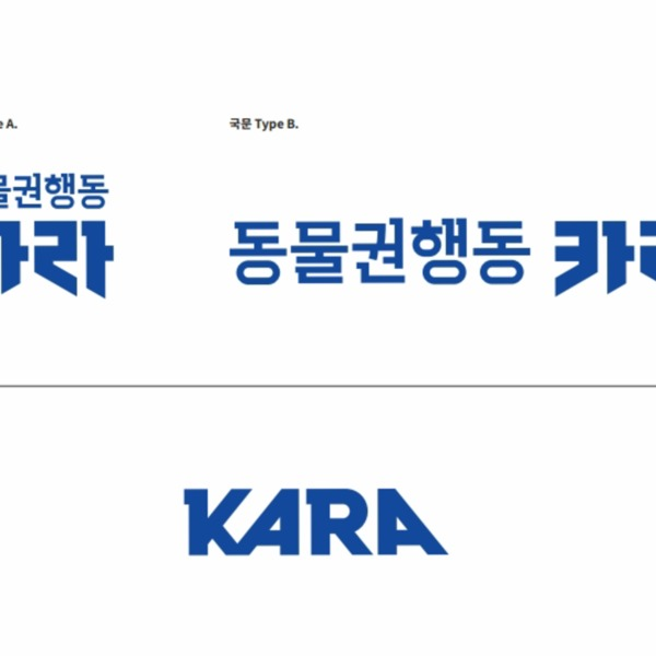 [2019.01.22] 카라 새 로고(CI) 공개