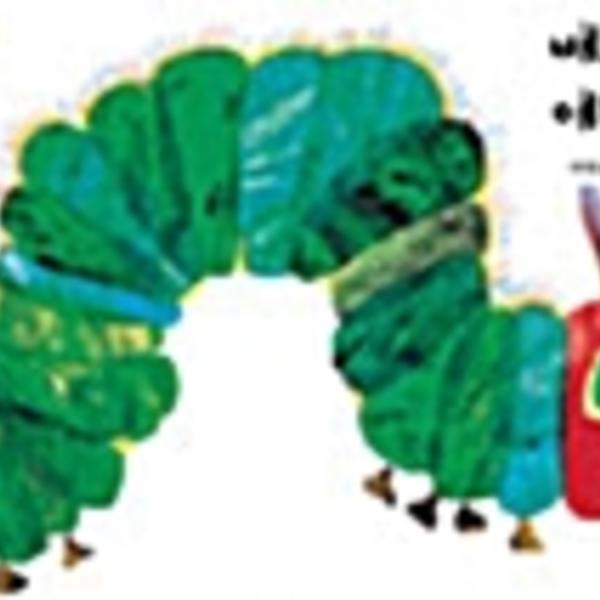 배고픈 애벌레 [동물도서]