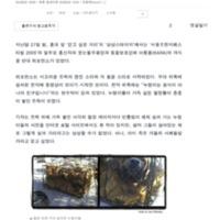 2005 서울프린지페스티발 개식용 반대 퍼포먼스 보도기사 [문서류]