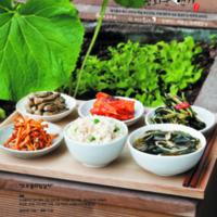 2013 광화문견가 복날대체영양식 포스터 : 브로콜리잎김치 [사진그림류]