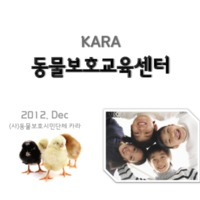 2012 카라후원파티 : 동물보호교육센터 1년 활동 보고 [문서류]