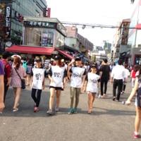 카라 복날캠페인 : 복날을 걷다 행진 현장 [사진그림류]