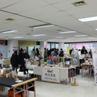 제1회 유기동물 후원마켓 'HUG' 현장 [사진그림류]