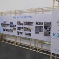 서울시민청 농장동물 캠페인 부스 & 길고양이 사진전 현장 [사진그림류]