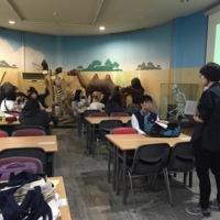 어린이대공원 길고양이 1차 TNR 작업4 : 자원봉사자 교육 현장 [사진그림류]