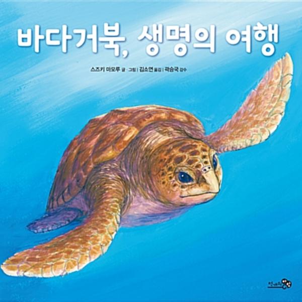 바다거북, 생명의 여행 [동물도서]