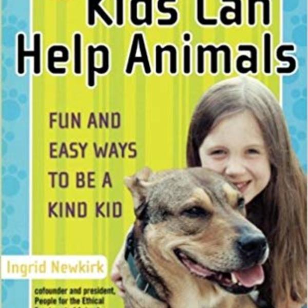 50 Awesome Ways Kids Can Help Animals : Fun and Easy Ways to Be a Kind Kid [동물도서]