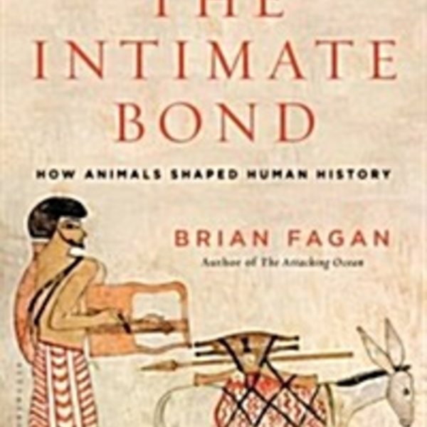 The Intimate Bond : How Animals Shaped Human History [동물도서]