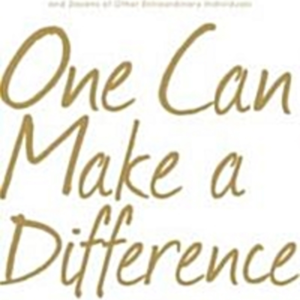 One Can Make a Difference : How Simple Actions Can Change the World [동물도서]