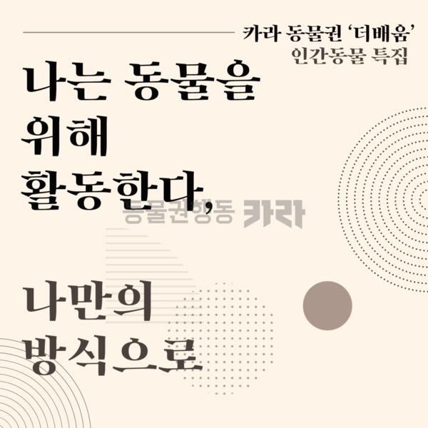 [카드뉴스]더배움 인간동물특집 [사진그림류]