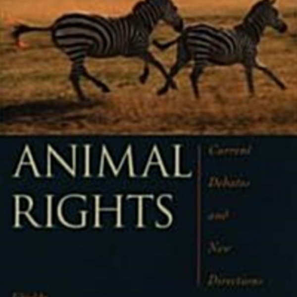 Animal Rights : Current Debates and New Directions [동물도서]