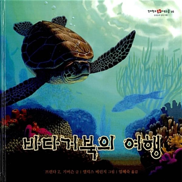바다거북의 여행 [동물도서]