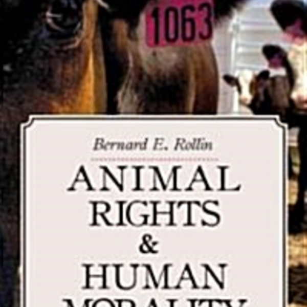 Animal Rights and Human Morality [동물도서]