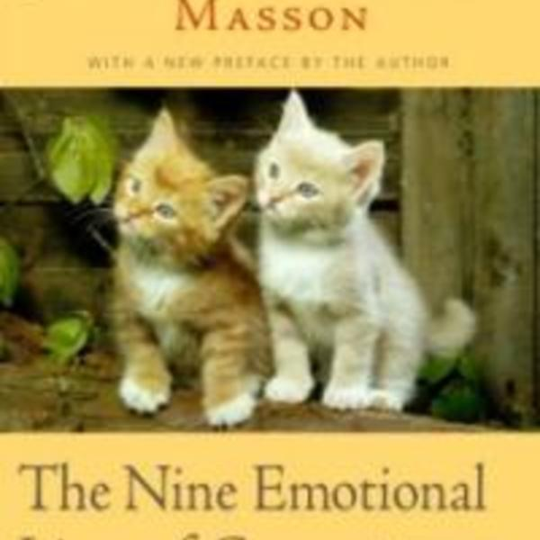The Nine Emotional Lives of Cats : A Journey Into the Feline Heart [동물도서]
