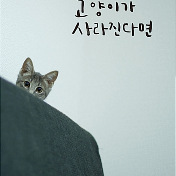 세상에서 고양이가 사라진다면 [동물도서]