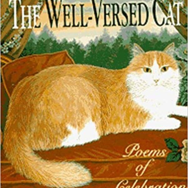 (The) Well-Versed Cat : Poems of Celebration [동물도서]