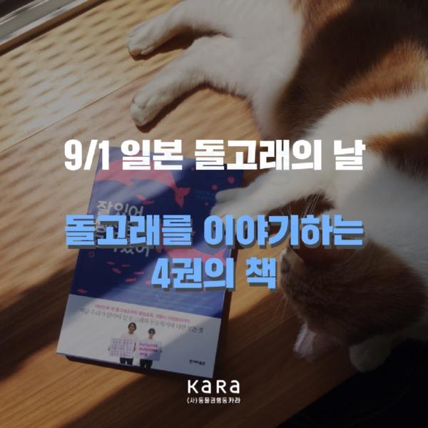 (카드뉴스) 오늘은 이 책 8월(일본돌고래의날) [문서류]