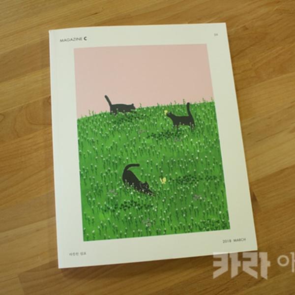 매거진C 한국외대 길고양이 동아리 냥거주입 [사진그림류]