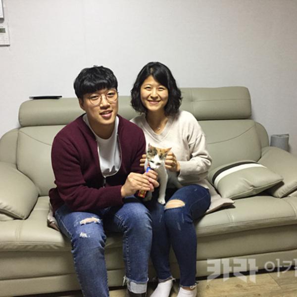 (입양후기-고양이) 츄 [사진그림류]