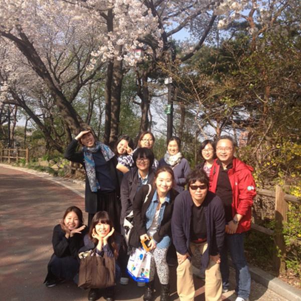 2013년 약수동 시절 활동가 사진 [사진그림류]