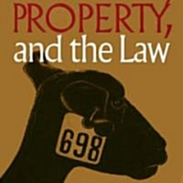Animals, Property, and The Law [동물도서]